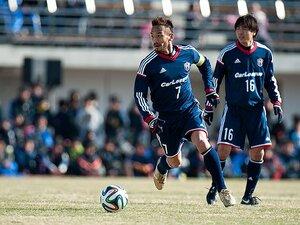 トレーナー・西本直が解説する、中田英寿や本田圭佑の「背中」。