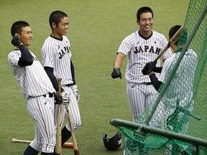 """左打ち偏重は日本野球の""""病""""か。藤原恭大、根尾昂のU18も同傾向。"""