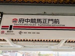【ジャパンカップ】「東京競馬場はあるけれど…」京王線のナゾの終着駅「府中競馬正門前駅」には何がある?