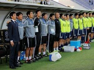 トルシエ「日本はまだ50%の力」サウジ戦は今大会初の真剣勝負。
