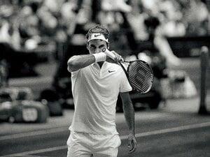 ロジャー・フェデラー、復活を語る。「自分がこんなにテニスが好きだとは」