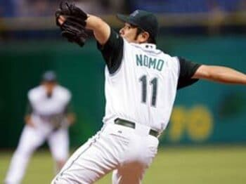 【特別編】野茂英雄 歩みは止まらない<Number Web> photograph by Yukihito Taguchi