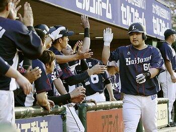 優勝目前の西武、たった1つの懸念。「経験」の差を補う方法はあるか?<Number Web> photograph by Kyodo News