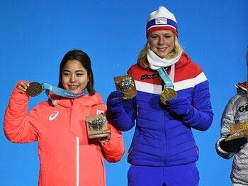 スキー王国ノルウェー。~平昌五輪で獲得した39個のメダルのうち、34個がスキー競技~<Number Web> photograph by Asami Enomoto/JMPA