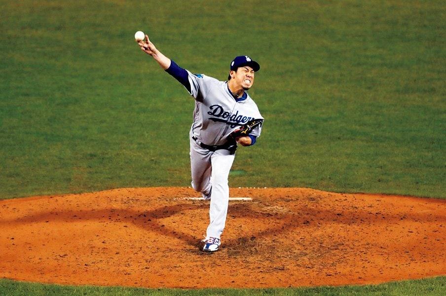世界一を逃した前田健太は、いつも以上に冷静で前向きに。~「一番手応えのあるシーズンでした」~<Number Web> photograph by Yukihito Taguchi