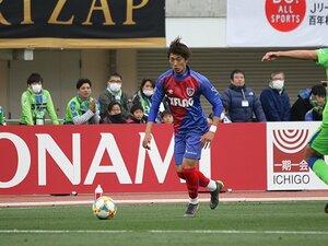 無敵のサイドバックへ着実に成長中!FC東京・室屋成、骨太なサッカー道。