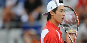 全米オープンの決勝進出で、日本中を歓喜の渦に巻き込んだ錦織圭。Numberが見た、15歳からの歩み。