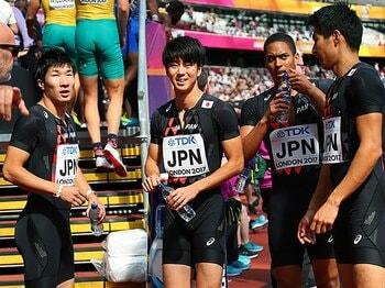 テニス、ゴルフ同様のランキング制に。陸上界改革で東京五輪はどうなる?<Number Web> photograph by YUTAKA/AFLO SPORT