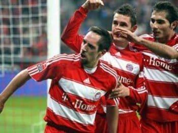 2007年ドイツサッカー大賞を発表します。<Number Web> photograph by Getty Images/AFLO