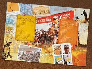 サソリ、誘拐、遭難、遊牧民……。「砂漠ランナー新年会」で情報収集!