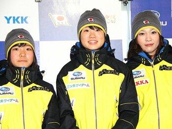 女子のスキー・ジャンプが五輪種目に!?日本人メダリスト誕生の可能性も。<Number Web> photograph by Shino Seki