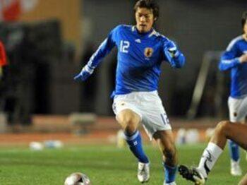 キリンチャレンジカップ2008 VS.チリ<Number Web> photograph by Naoya Sanuki
