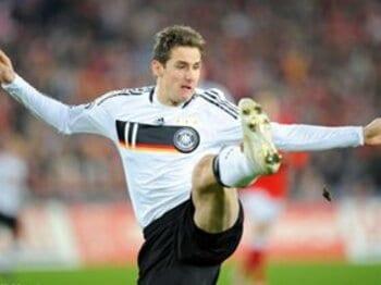 ポーランド移民のドイツ代表選手は、何を思う。<Number Web> photograph by Shinji Akagi