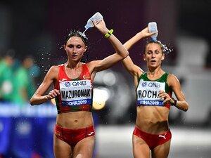 「酷暑=日本有利」は見当違い?ドーハのマラソンで見た、真の強さ。