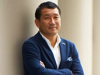 <狂気の左サイドバックが語る代表の20年> 都並敏史 「僕を一回り超える世界基準の男が現れた」<Number Web> photograph by Tadashi Shirasawa