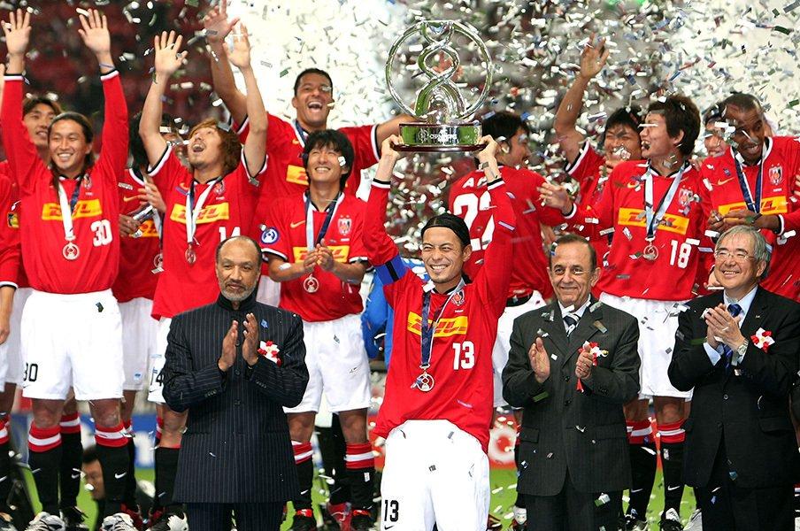 浦和とACLは切り離せない関係だ。10年ぶり制覇へ、改革の集大成を。<Number Web> photograph by Getty Images