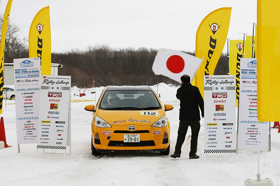 TOYOTA GAZOO Racing Rally Challengeビギナーも参加しやすいラリー競技を。<Number Web> photograph by CINQ