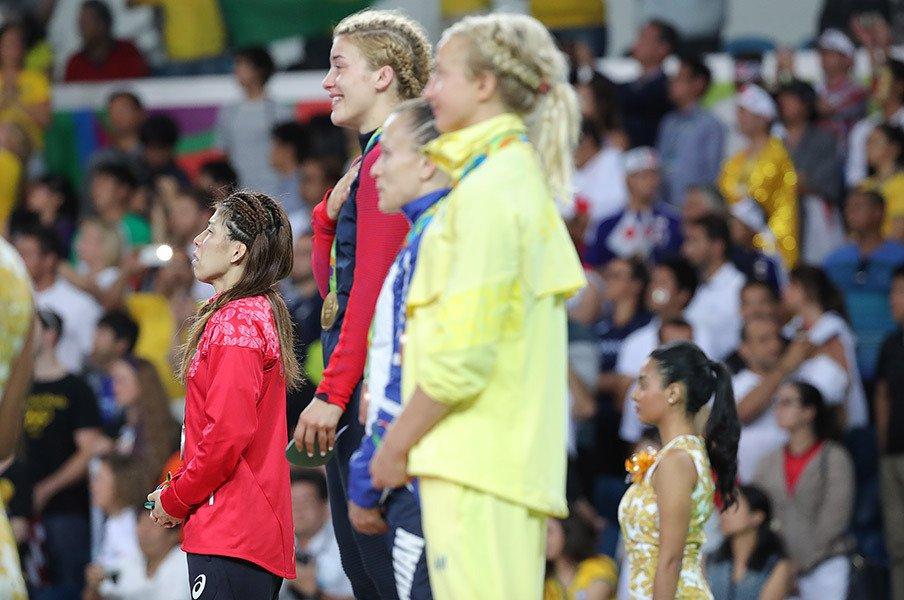 誰も予想できなかった吉田沙保里の銀メダル。しかしメダル獲得以上に、日本にとって彼女が今大会で果たした役割はとてつもなく大きかった。