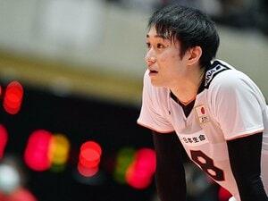 柳田将洋、東京五輪落選から今思うこと「まだバレーボールをやりたい。頑張れそうだ、って」選出12名にもエール