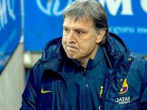 """戦術か、時間か、マネージメントか?不調バルサ、マルティーノの""""欠点""""。"""