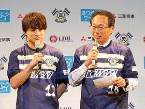 地方から日本サッカーと社会を変革!FC今治オーナー就任、岡田武史の夢。