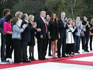 五輪金メダリストがトランプ氏を語る。米国大統領選とスケートの奇妙な縁。