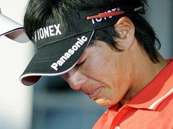 なぜ石川遼は涙を見せたのか?マスターズが狂わせた18歳の心。<Number Web> photograph by KYODO