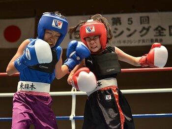 「拳児たちの甲子園」が、育成年代を強化する。~ボクシングU-15全国大会の意義~<Number Web> photograph by BOXING BEAT