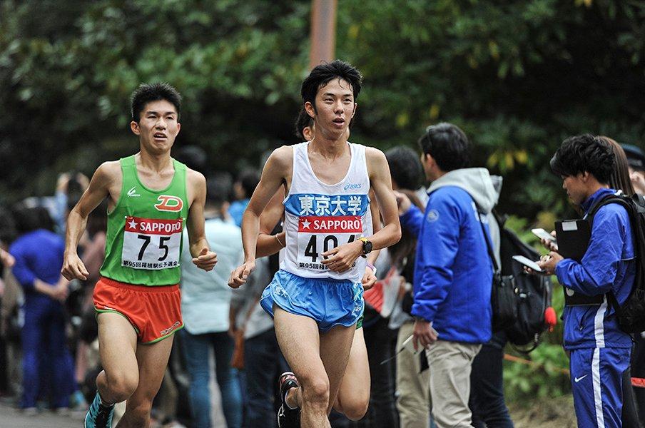 「寄せ集めチーム」からの脱却なるか。関東学生連合チームの見せる意地。<Number Web> photograph by Yuki Suenaga / Kiichi Matsumoto