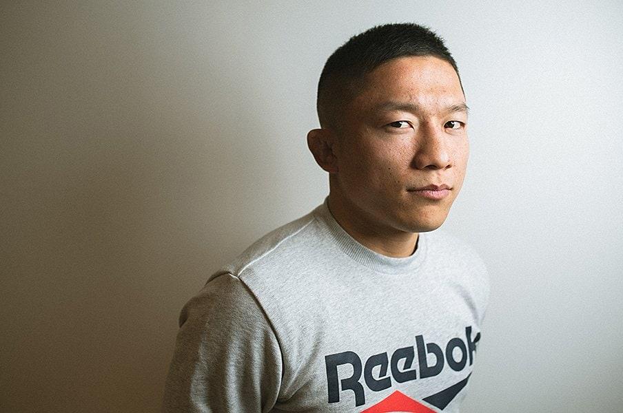 衝撃KO、怪我……波乱の1年を経て。堀口恭司が描く2020年のストーリー。<Number Web> photograph by Asami Enomoto