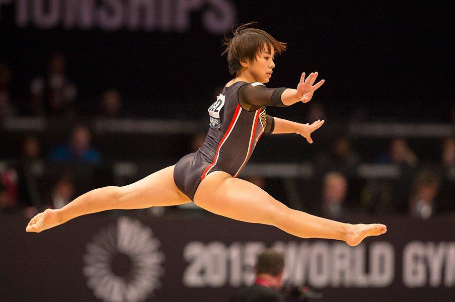 筋肉の性質で見る競技別ピーク年齢。体操、フィギュア、マラソン……。<Number Web> photograph by AFLO