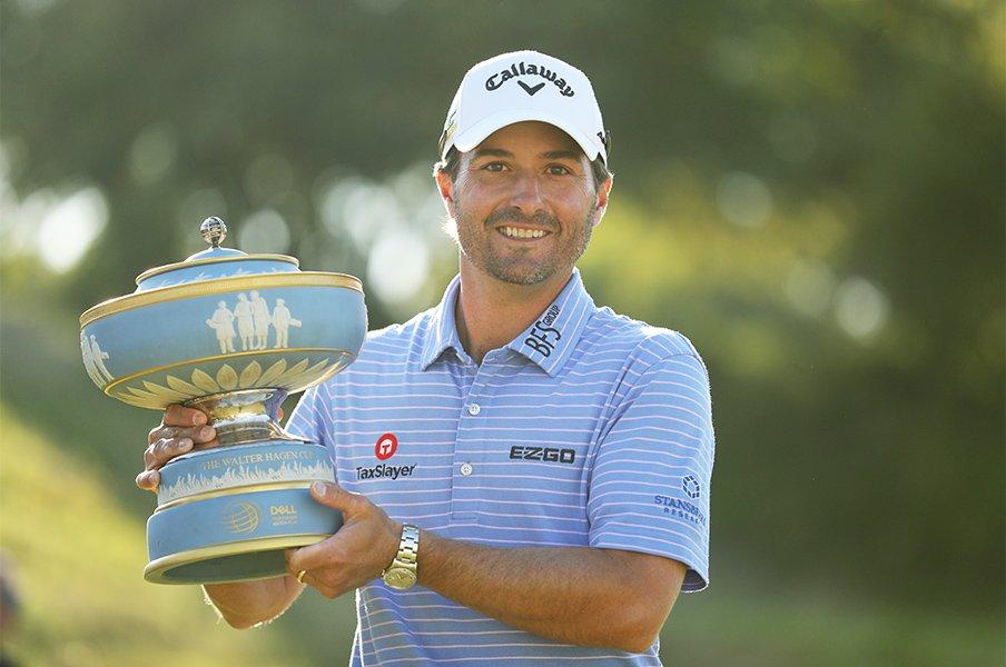 米ツアー3勝のゴルファーが口にした「もっと稼ぎたい」という言葉の真意。<Number Web> photograph by Getty Images