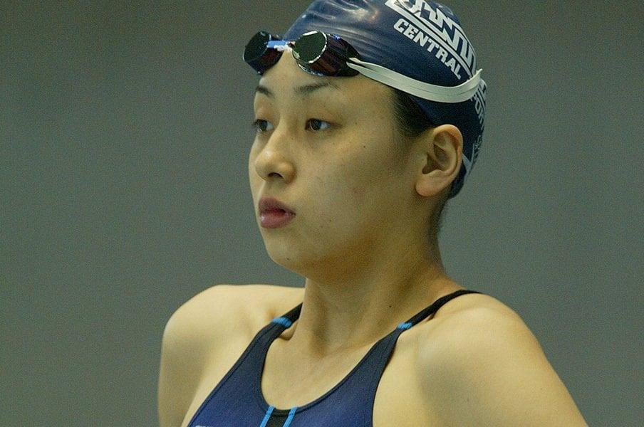 女子選手が必ず直面する思春期問題。伊藤華英が語る生理と競技の関係。<Number Web> photograph by AFLO