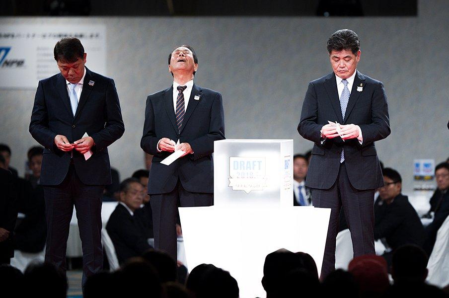 池田純が語るドラフト会議の考え方。大切なのは、外れ1位と成功の基準。<Number Web> photograph by Yuki Suenaga