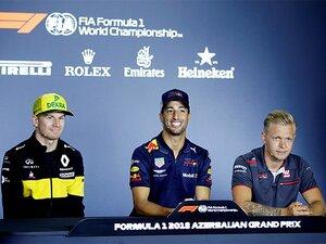 F1の最低重量10kg増、実は大改革。長身ドライバー不利は改善するか。