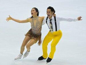 高橋大輔&村元哉中について、全米選手権アイスダンスメダリストが目を輝かせて語ったこととは?