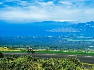 <ハワイ、ビッグアイランドを駆ける> マウイの自然を感じるバイクルートを訪ねて。