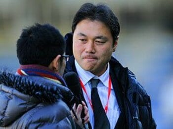 ピッチ外で活用したい、清宮克幸の頭脳と手腕。~前サントリー監督の今後は?~<Number Web> photograph by Shinsuke Ida