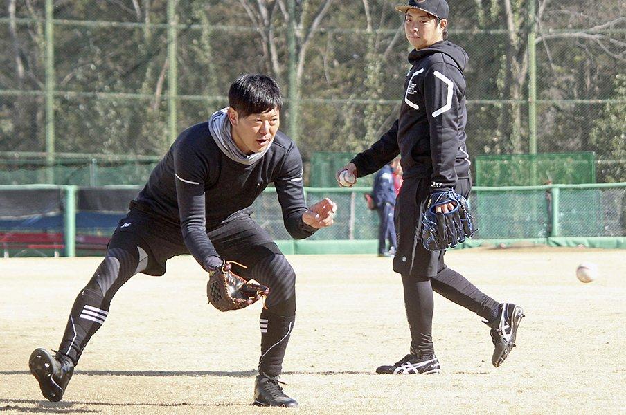 内海哲也は西武でも謙虚な好青年。天狗になりかけたプロ1年目の改心。<Number Web> photograph by Kyodo News