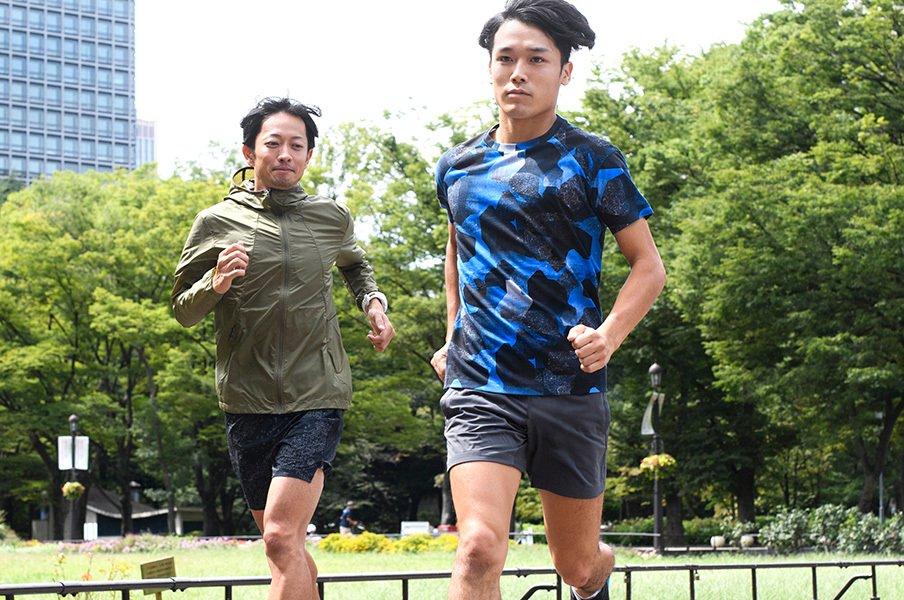 """<初マラソンで3時間30分をめざす>イケメン人力車夫の""""追い込む""""メニュー。<Number Web> photograph by Asami Enomoto"""