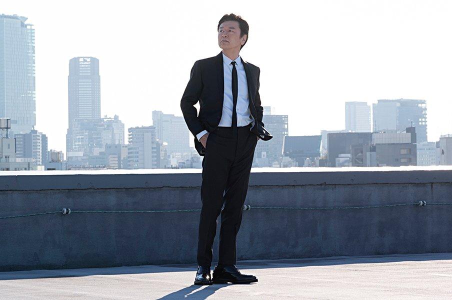 『Number』表紙に桑田佳祐が初登場!<Number Web> photograph by Shingo Wakagi