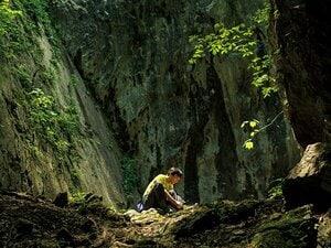 <達人が教える山旅> 山野井泰史と行く奥多摩 「奥多摩もヒマラヤも同じように面白い」