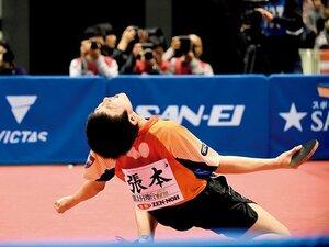 <全日本卓球決勝の衝撃>張本智和vs.水谷隼「歴史が動いた瞬間」
