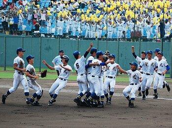 聖光学院、9年連続甲子園の裏側。「我の強い」集団がチームになるまで。<Number Web> photograph by Genki Taguchi