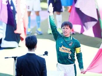 青森山田は選手宣誓も凄かった。高校サッカーは「名言」の宝庫だ。<Number Web> photograph by AFLO