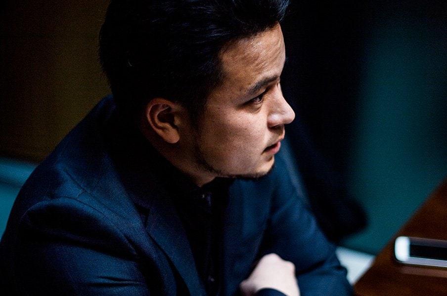 """本田の兄・弘幸氏はなぜ代理人に?「圭佑が""""脇役""""くらいでないと」<Number Web> photograph by Atsushi Kondo"""