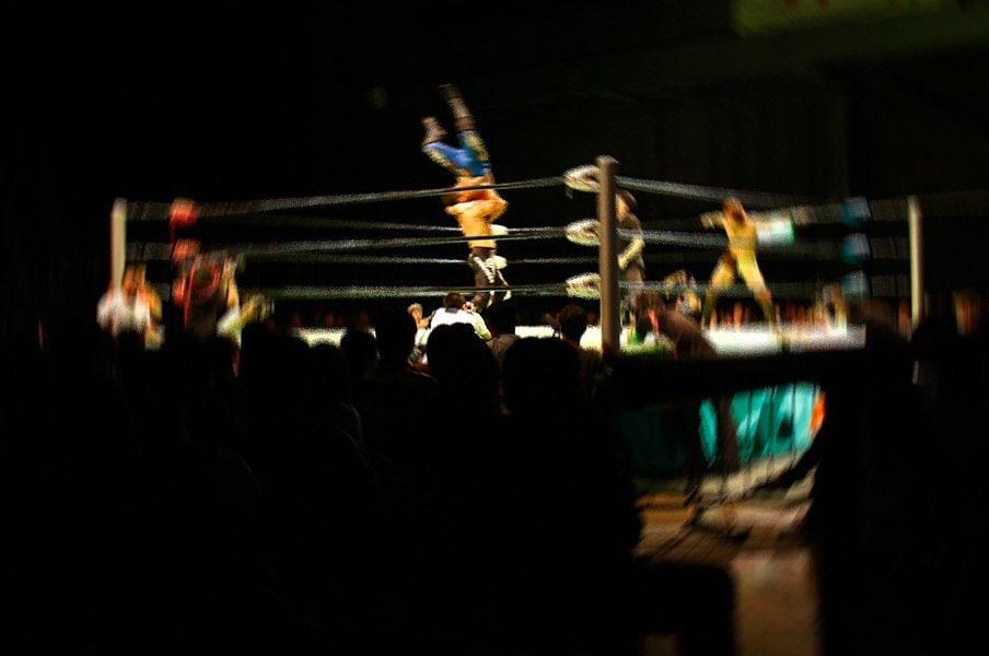 プロレスラーが大怪我をした場合……。いったい誰が悪いのか? 保険は?<Number Web> photograph by Tomoki Momozono