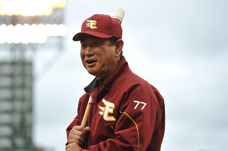 星野仙一は高校生重視の監督だった。中日、阪神、楽天でのドラフト戦略。<Number Web> photograph by Hideki Sugiyama