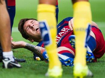 メッシ離脱で窮地のバルセロナ。追加登録は不可能、FWは若手頼み!?<Number Web> photograph by Getty Images