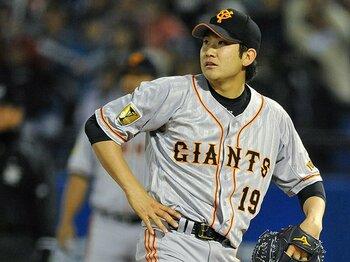 プロの洗礼に苦しむ巨人・菅野智之。「いい投手」から「凄い投手」への道。<Number Web> photograph by Nanae Suzuki